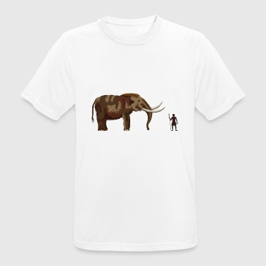 Mammoth and hunter - Men's Breathable T-Shirt