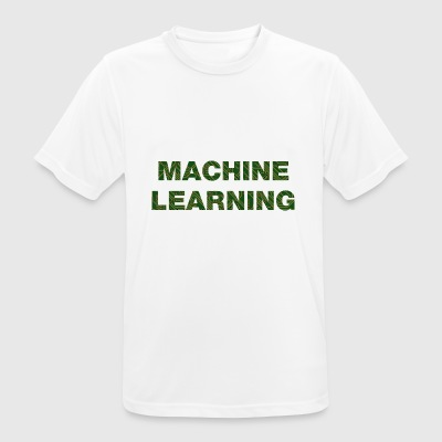 Machine Learning - T-shirt respirant Homme
