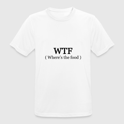 WTF 1 - Men's Breathable T-Shirt