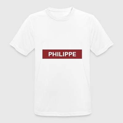 Philippe - Men's Breathable T-Shirt