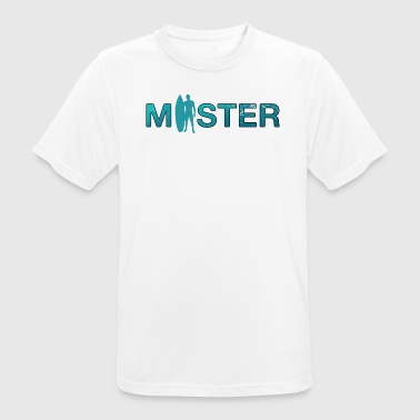 Mister Surfer - Men's Breathable T-Shirt
