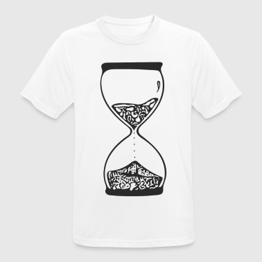 hourglass - Men's Breathable T-Shirt
