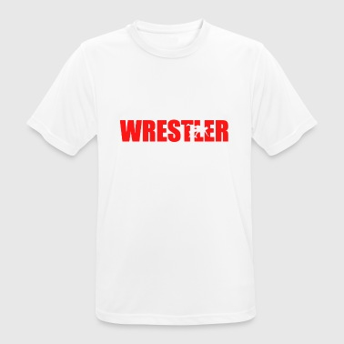 I'm A Wrestler Shirt - Men's Breathable T-Shirt