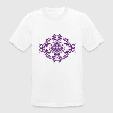 Fleur Design - Men's Breathable T-Shirt