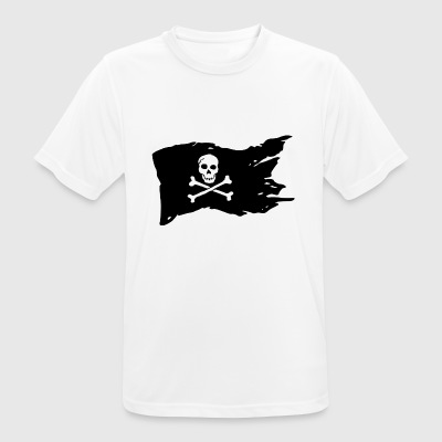 Jolly Roger - Camiseta hombre transpirable