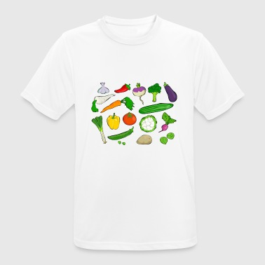 vegetables - Men's Breathable T-Shirt