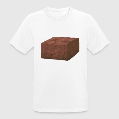 brownie - Herre T-shirt svedtransporterende