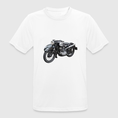 motorcycle - Men's Breathable T-Shirt
