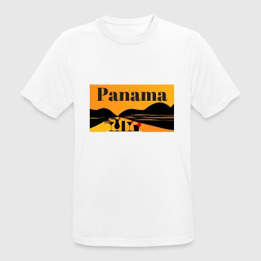 Panama - T-shirt respirant Homme