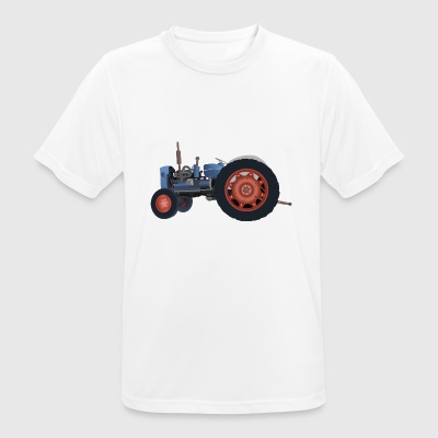 tractor - Camiseta hombre transpirable