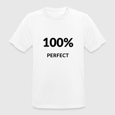 100 percent - Men's Breathable T-Shirt