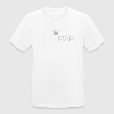 shqiptar white - Men's Breathable T-Shirt