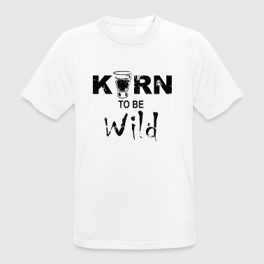 Grain To Be Wild - Men's Breathable T-Shirt