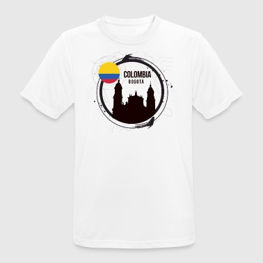 Bogota Colombie - T-shirt respirant Homme