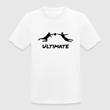 Ultimate Frisbee - Men - Herre T-shirt svedtransporterende