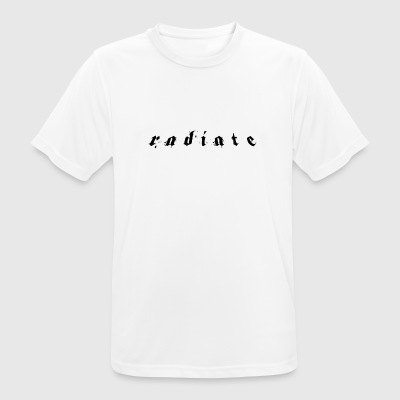 Radiate Limited Edition - Männer T-Shirt atmungsaktiv