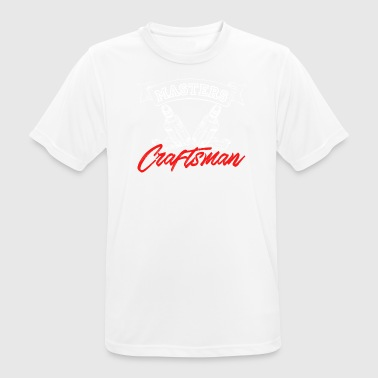 Masters Craftsman - Men's Breathable T-Shirt
