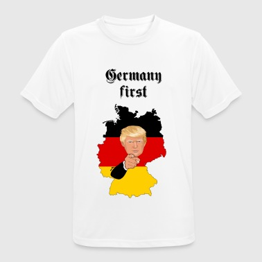 Germany first - Men's Breathable T-Shirt