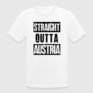 AUSTRIA - Straight outta AUSTRIA - Men's Breathable T-Shirt