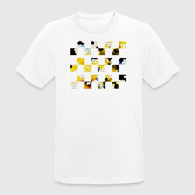 Mosaic II - Men's Breathable T-Shirt