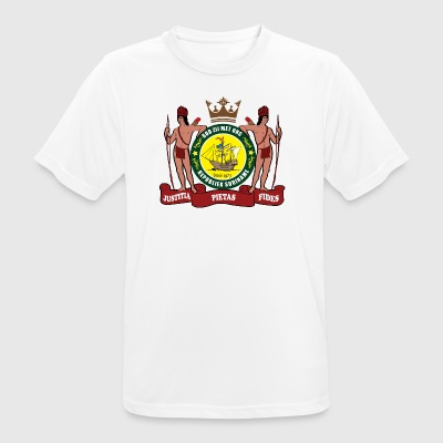 Crown WP Surinam - Andningsaktiv T-shirt herr