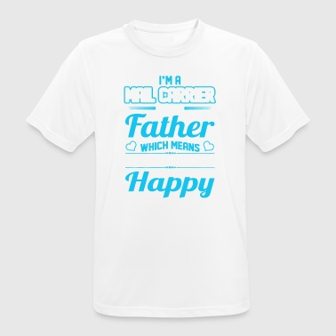 A Mail Carrier Father Shirt - Men's Breathable T-Shirt