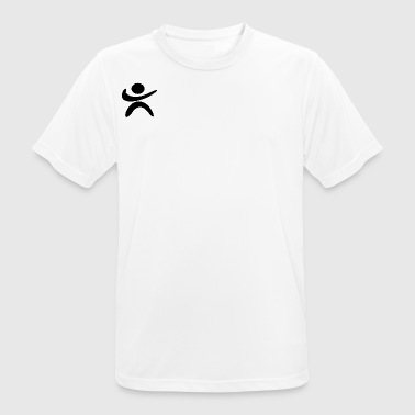 D3 LOGO SPORT - Men's Breathable T-Shirt