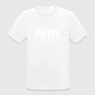 Petty White - Men's Breathable T-Shirt