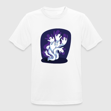 Halloween scary spirits - Men's Breathable T-Shirt