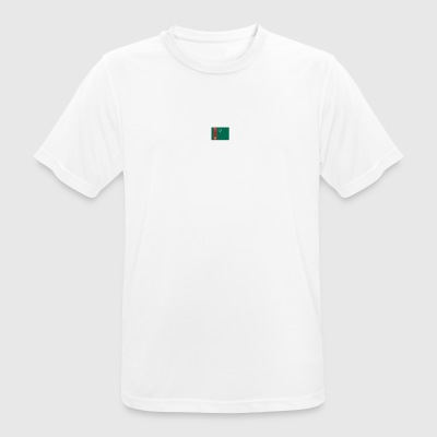 TURKMENISTAN - Men's Breathable T-Shirt