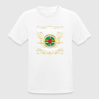 PRINCESS PRINCESS QUEEN BORN DOMINICA - Men's Breathable T-Shirt