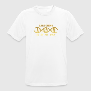 dns dna roots hou bellen tuinarchitect png - mannen T-shirt ademend
