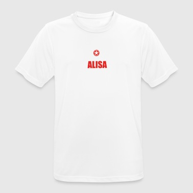 Gift it sa thing birthday understand ALISA - Men's Breathable T-Shirt