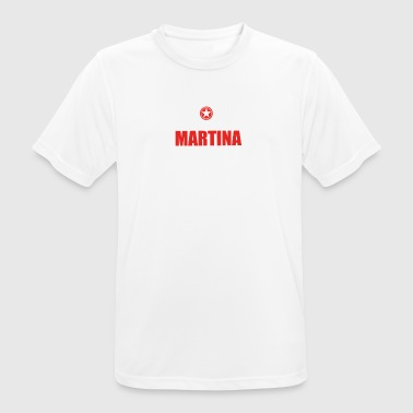 Gift it a thing birthday understand MARTINA - Men's Breathable T-Shirt