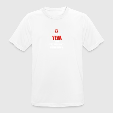Gift it a thing birthday understand YLVA - Men's Breathable T-Shirt