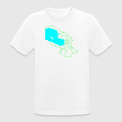 St. Petersburg - Men's Breathable T-Shirt