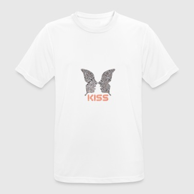 Kiss - Men's Breathable T-Shirt