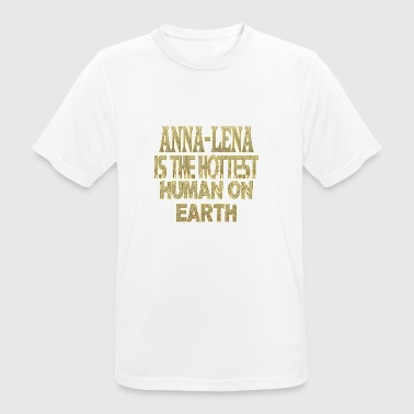 Anna-Lena - Men's Breathable T-Shirt