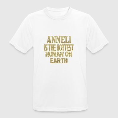 Anneli - Men's Breathable T-Shirt