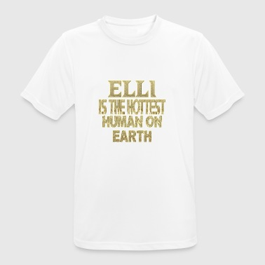 Elli - Men's Breathable T-Shirt
