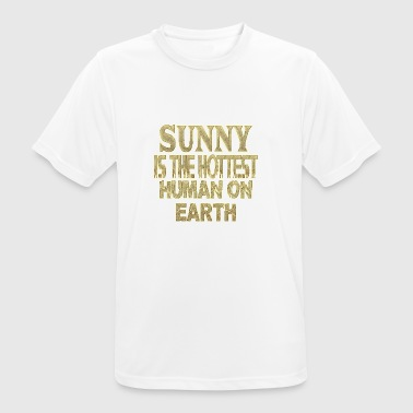 Sunny - Men's Breathable T-Shirt