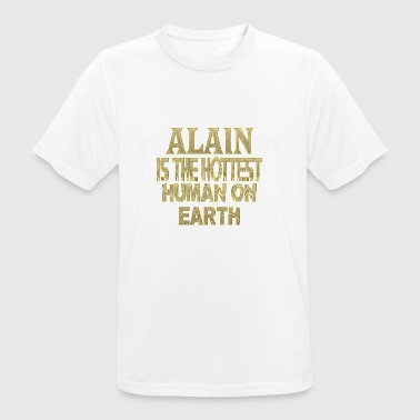 Alain - Men's Breathable T-Shirt