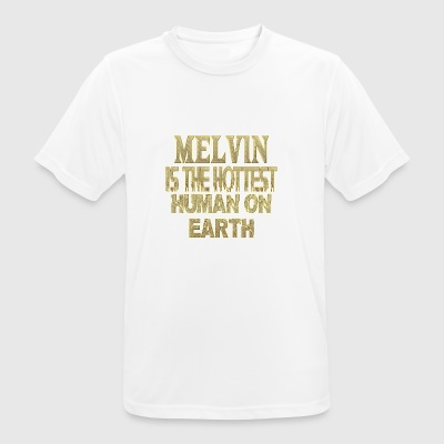 Melvin - T-shirt respirant Homme