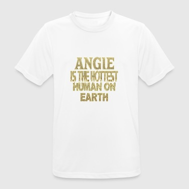 Angie - T-shirt respirant Homme