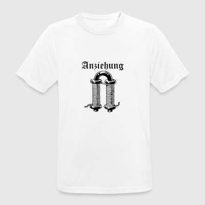 attraktion - Herre T-shirt svedtransporterende