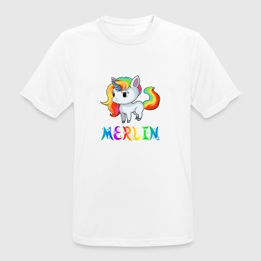 Unicorn Merlin - T-shirt respirant Homme