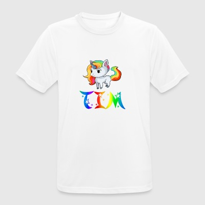 Unicorn Tim - Men's Breathable T-Shirt