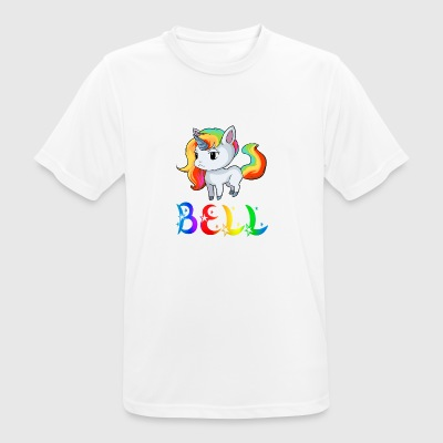 Unicorn bell - Men's Breathable T-Shirt