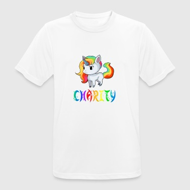 Unicorn Charity - Men's Breathable T-Shirt