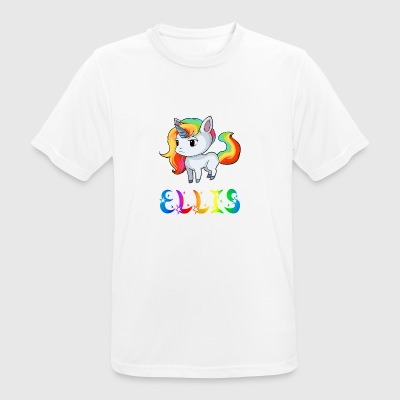 Unicorn Ellis - Men's Breathable T-Shirt